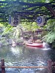 愛宕神社のお池