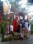 愛宕神社千日詣り2